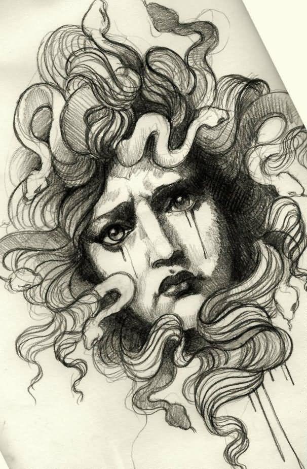 Medusa Artwork Tattoo: 17 Best Images About Medusa On Pinterest
