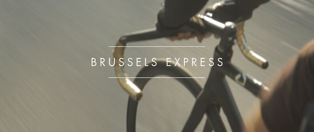 Brussels Express by Sander Vandenbroucke. A documentary about bike messengers in Brussels, the most congested city in Europe with only 4% cycling traffic.