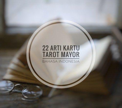 Mengenal Kartu Tarot Mayor