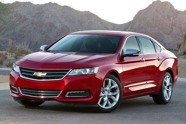 REGRESO A LA GLORIA. Chevrolet Impala 2014, el nuevo Rey de las grandes berlinas en U.S.A.