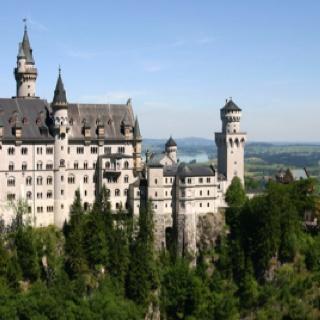 Neuwachstein castle-Germany