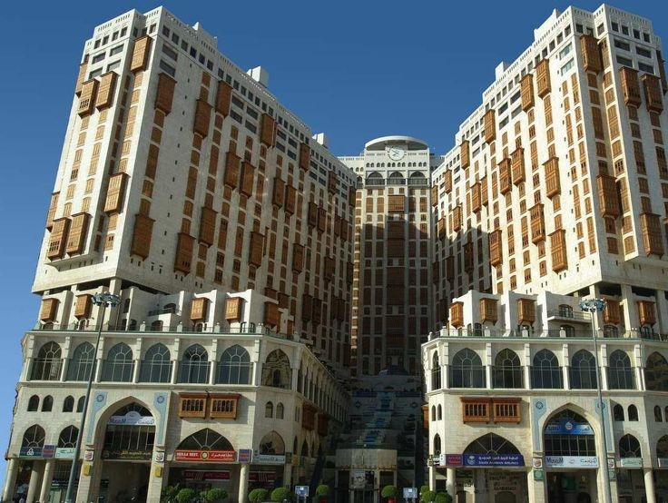 Mecca Hilton Makkah Hotel Saudi Arabia, Middle East The 5-star Hilton Makkah Hotel offers comfort and convenience whether you're on business or holiday in Mecca. Both business travelers and tourists can enjoy the hotel's facilities and services. 24-hour front desk, 24-hour room service, luggage storage, Wi-Fi in public areas, valet parking are just some of the facilities on offer. Comfortable guestrooms ensure a good night's sleep with some rooms featuring facilities such as t...