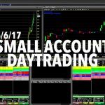 6/6/17 Day Trading Small Account! SHORT OVERNIGHT SHORT PROFIT! BITCOIN CRAZE
