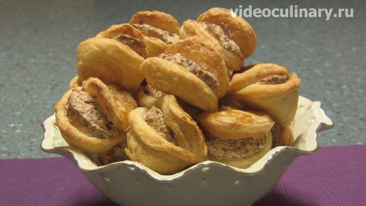 Рецепт - Печенье Поцелуйчики от http://www.videoculinary.ru Бабушка Эмма делится Видео-рецептом Печенья - воспользуйтесь, пожалуйста, ссылкой http://www.vide...