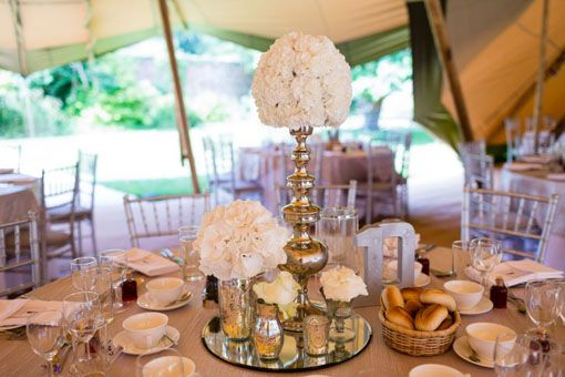 Summer Wedding Tablescapes
