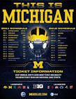 michigan wolverines.football senior.day pictures - Google Search