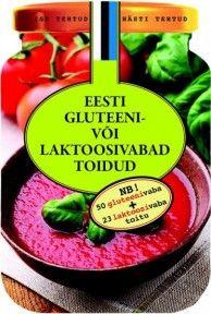 """""""""""Eesti gluteeni- või laktoosivabad toidud"""" on Eesti ametikoolide toiduasjatundjate poolt koostatud käepärane teejuht, mis aitab nii pere menüü kui ka ostukorvi planeerimisel ka peredes, kus on probleeme toidutalumatusega. Valmistades toite selles raamatus esitatud retseptide järgi on gluteeni- või laktoositalumatusega inimestel võimalik oma toidusedelit rikastada ja nautida nii erinevaid eelroogasid, suppe, põhiroogasid, magustoite, küpsetisi kui ka jooke."""