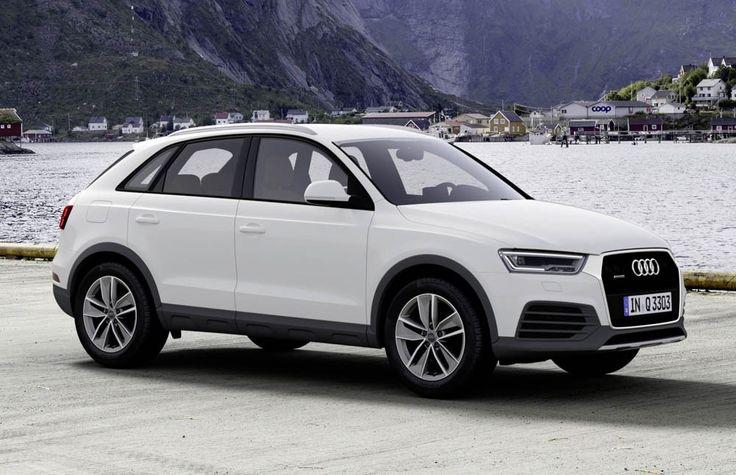 Lanzamiento: Audi Q3 2016