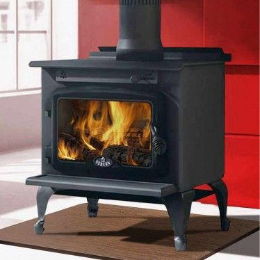 Osburn 900 Metallic Black High Efficiency Wood Stove