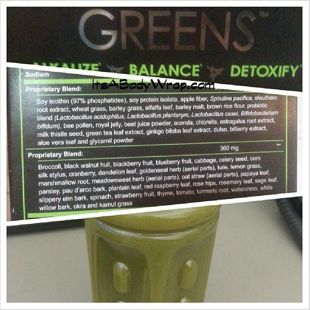 It Works Greens Review and Benefits #Greens #ItWorks
