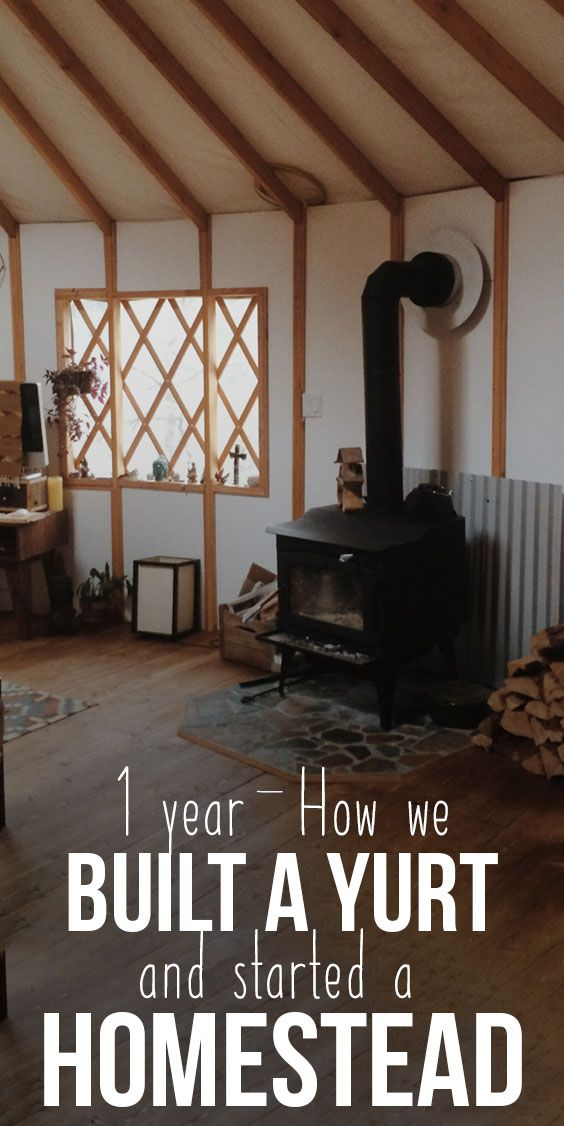 Developing a homestead and yurt in  1 year! | Posted by: SurvivalofthePrepped.com
