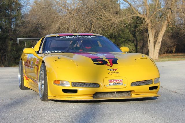 Skunk Works - 1999 Corvette Factory Race Car