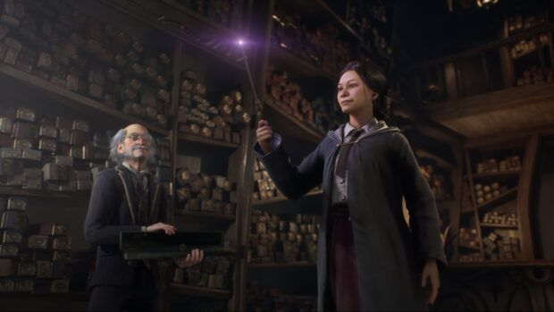 Create Your Own Wizarding World Story With Harry Potter Role Playing Game Hogwarts Legacy Harry Potter Games Hogwarts Harry Potter