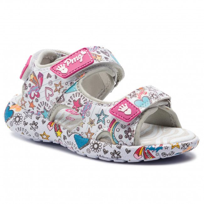 new concept dda36 db14b Sandali PRIMIGI - 3459600 Bian | Baby outfit | Baby Shoes ...