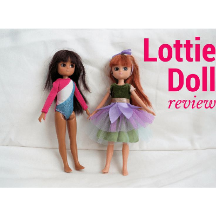 Lottie is based on the realistic figure of an average 8 year old girl. She is a fossil hunter, festival goer and snow queen among other things. Review with links and pictures.
