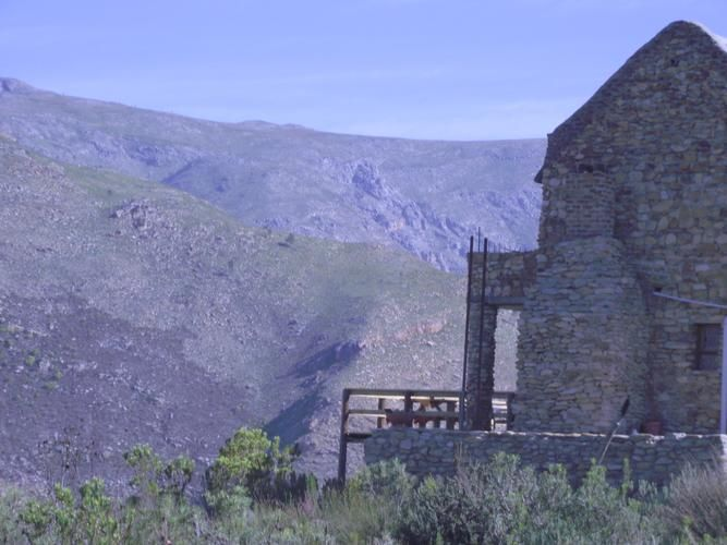 Boesmanskloof Eagle's Nest
