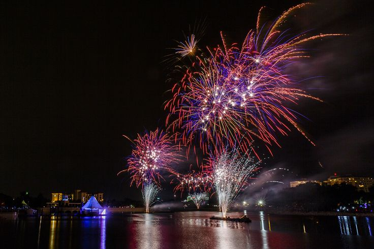 4th of July Fireworks Shows | 4th of July Events in Orlando | Toyota of Clermont Blog