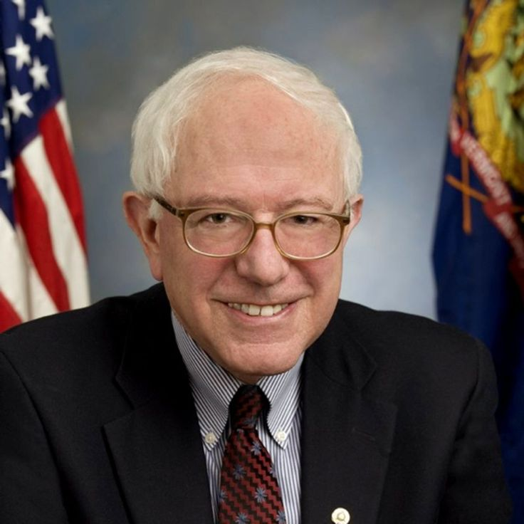 Vermont independent politician and democratic socialist Bernie Sanders is a senator and a candidate for the 2016 Democratic presidential nomination.