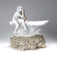 Quellnymphe auf Felsbrunnen by Aristide de Ranieri