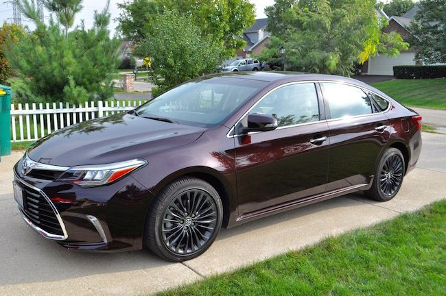 Toyota Avalon {Car Review} @DriveShopUSA @Toyota #Toyota