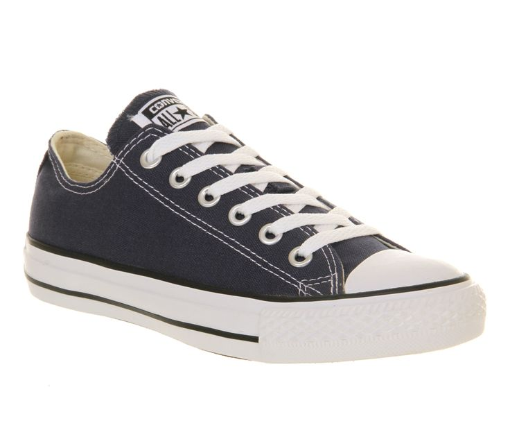 Converse Converse All Star Low Navy Canvas - Unisex Sports £44.99