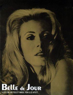 "cinéma : Catherine Deneuve, ""Belle de Jour"" de Luis Bunuel, 1967"