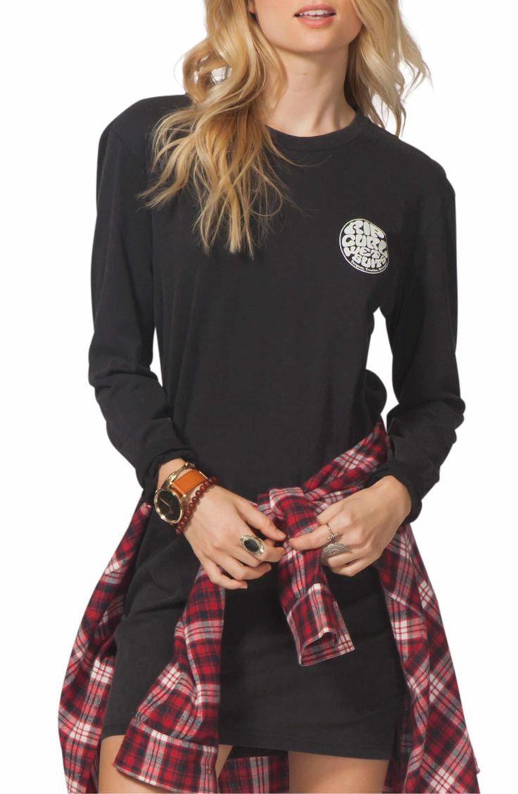 Main Image - Rip Curl Wettie T-Shirt Dress