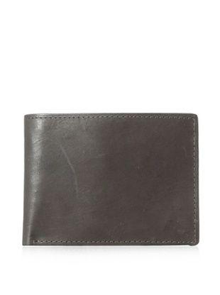 53% OFF Joseph Abboud Men's Antiqued Leather Passcase (Dark Brown)