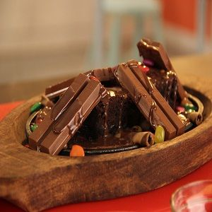 candy sizzler!! this site is quite cool! It is mostly Indian! www.foodfood.com