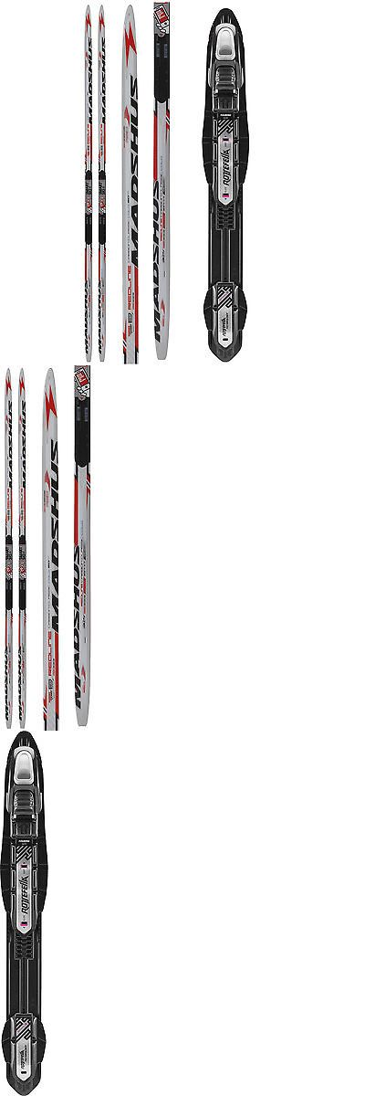 Skis 36267: Madshus Redline Carbon Xc Skis Mens 210Cm (75-85) + Rossignol Touring Bindings -> BUY IT NOW ONLY: $345.95 on eBay!