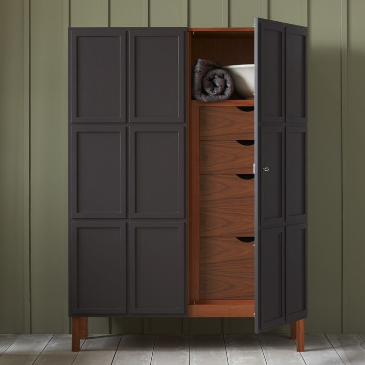 the perfect armoire I can't afford.  Love the finishes..