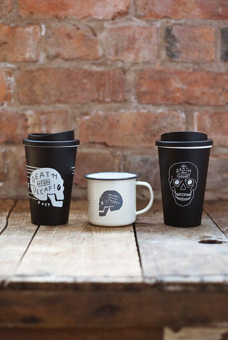 DEATH BEFORE DECAF – P&Co