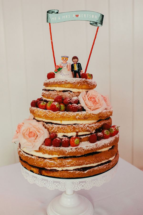 1950s Inspired Scottish Wedding