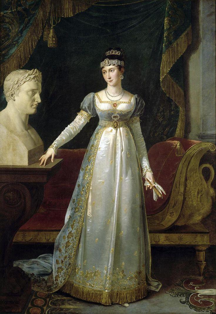 Pauline Borghèse, princesse et muse