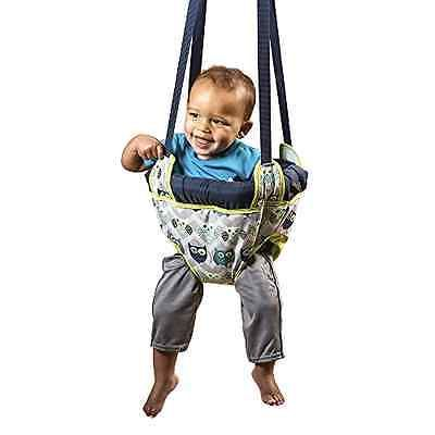 NEW Up Jump Johnny Evenflo Jumper Doorway Baby Exerciser Owl Door Bouncer - http://baby.goshoppins.com/baby-gear/new-up-jump-johnny-evenflo-jumper-doorway-baby-exerciser-owl-door-bouncer/
