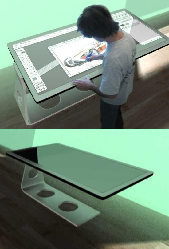 4K Drawing Table