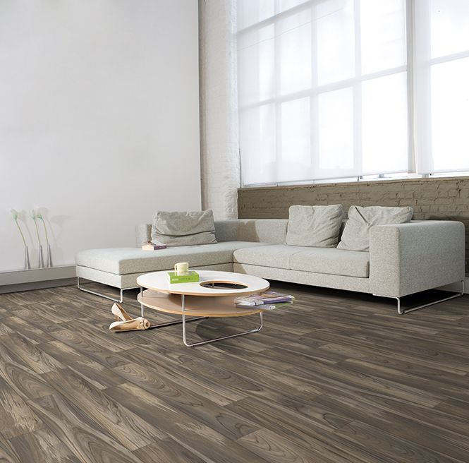 Cinder 590 | Flexitec Sheet Vinyl Tile Flooring | IVC US Floors  Www.ivcfloors.