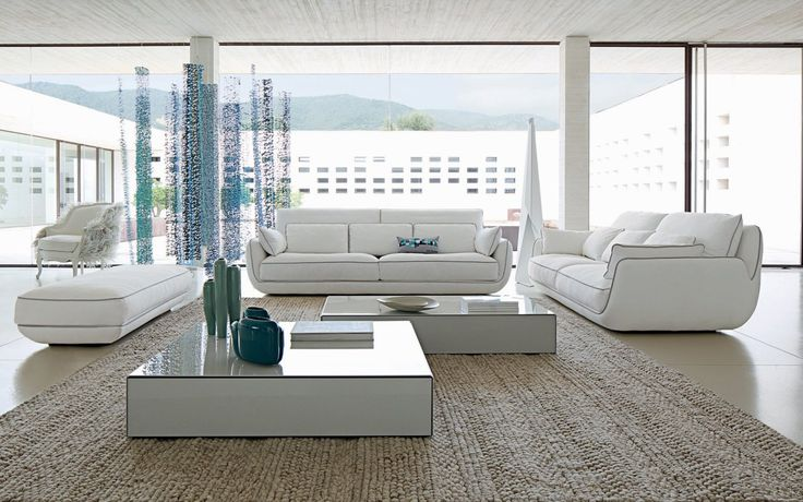 approche sofa sacha lakic design for the roche bobois