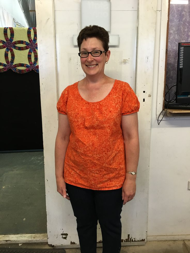 The clothes made with The Pattern Drafter fit so comfortably that my bought clothes now feel like i'm wearing a straight jacket. Thanks Maria. from Tracey.