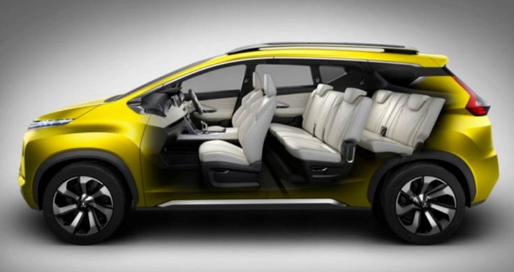 The Mitsubishi Motor is preparing New Expander for 2018 launching. The Mitsubishi Expander Crossover 2018 will completely be redesigned.