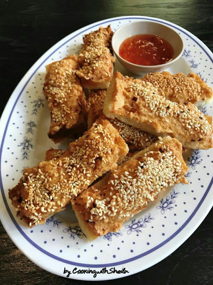 Prawn Fried Toast