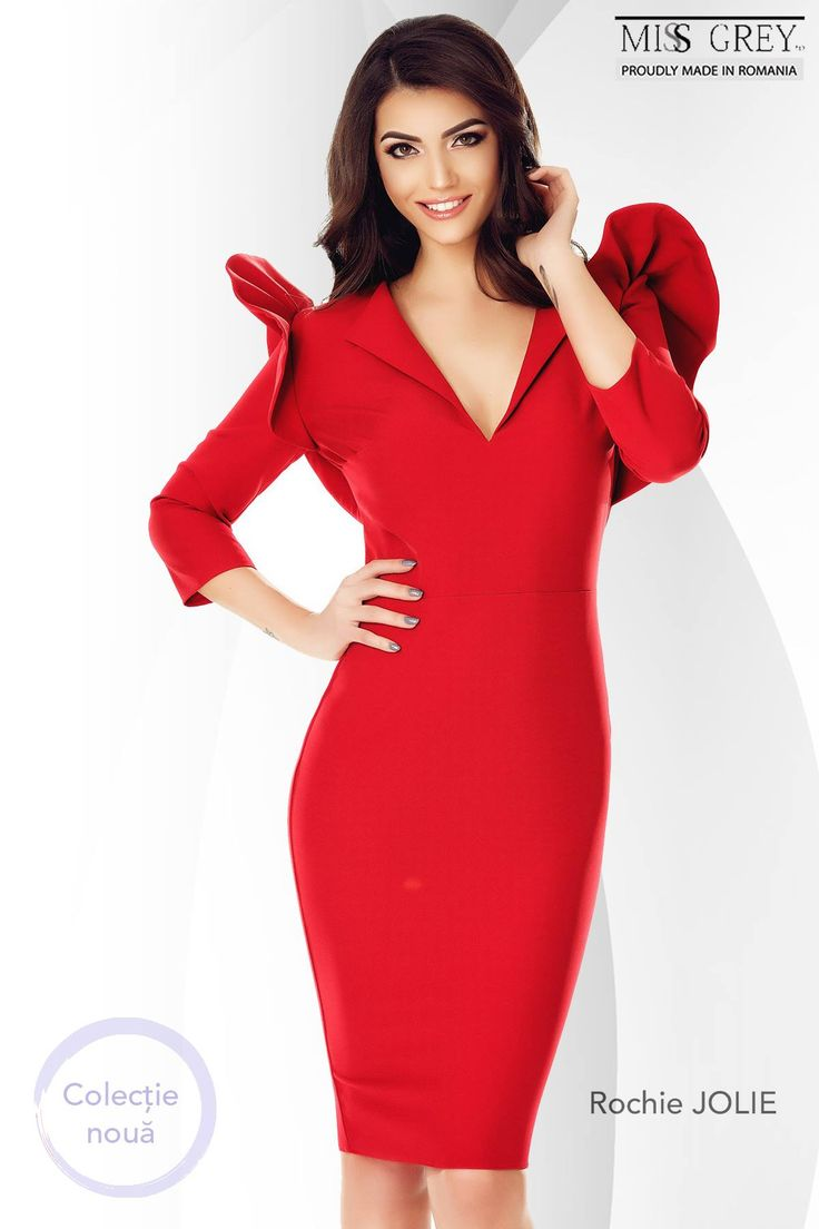 Get ready for to party in Jolie Red Dress!http://bit.ly/Jolie-Red-Dress