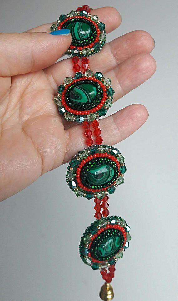 Hey, I found this really awesome Etsy listing at https://www.etsy.com/listing/558416149/bracelet-with-malachite