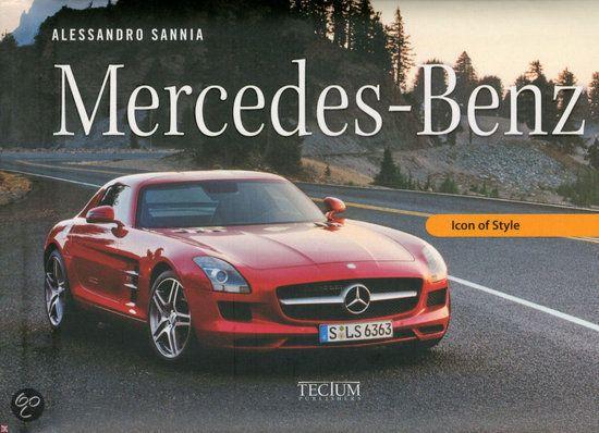 Mercedes-Benz - Alessandro Sannia - ISBN 9789079761586. De geschiedenis van Mercedes-Benz, de Duitse constructeur van luxewagens met zijn beroemde embleem van een driebenige ster, in 200 prachtige kleurenfoto's. GRATIS VERZENDING IN BELGIË - BESTELLEN BIJ TOPBOOKS VIA BOL COM OF VERDER LEZEN? DUBBELKLIK OP BOVENSTAANDE FOTO!