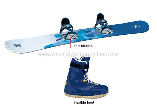 freestyle snowboard image