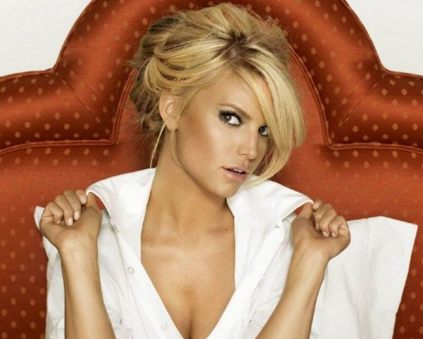 Peachy 1000 Ideas About Jessica Simpson Hairstyles On Pinterest Kim Hairstyles For Women Draintrainus