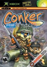 Boxshot: Conker: Live & Reloaded by Microsoft