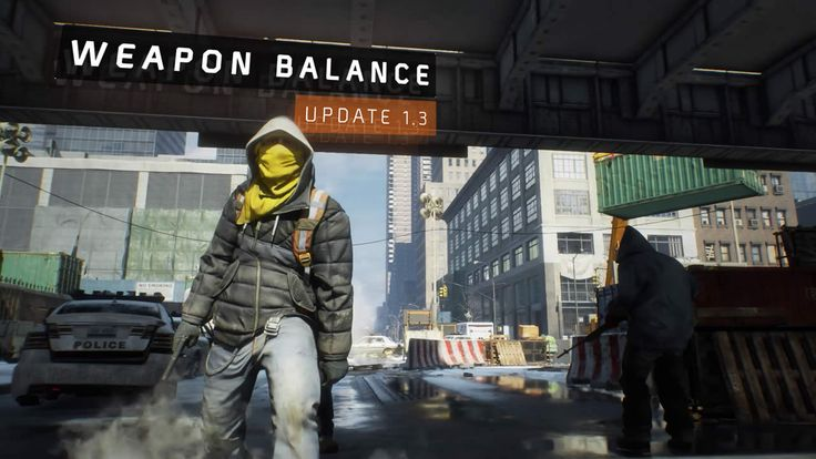 Significant Weapon Changes New Divisions Patch