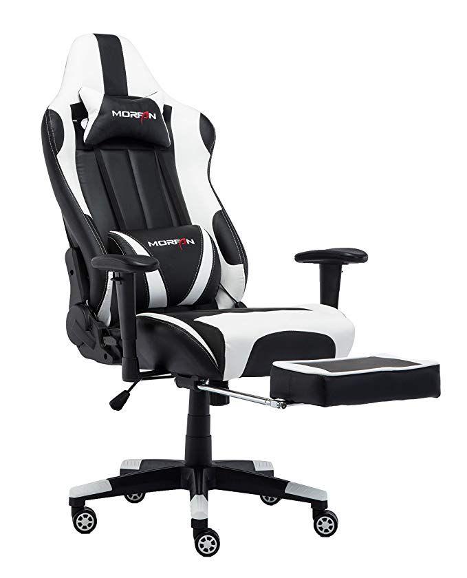 Morfan Gaming Chair High Back Computer Racing Swivel Executive