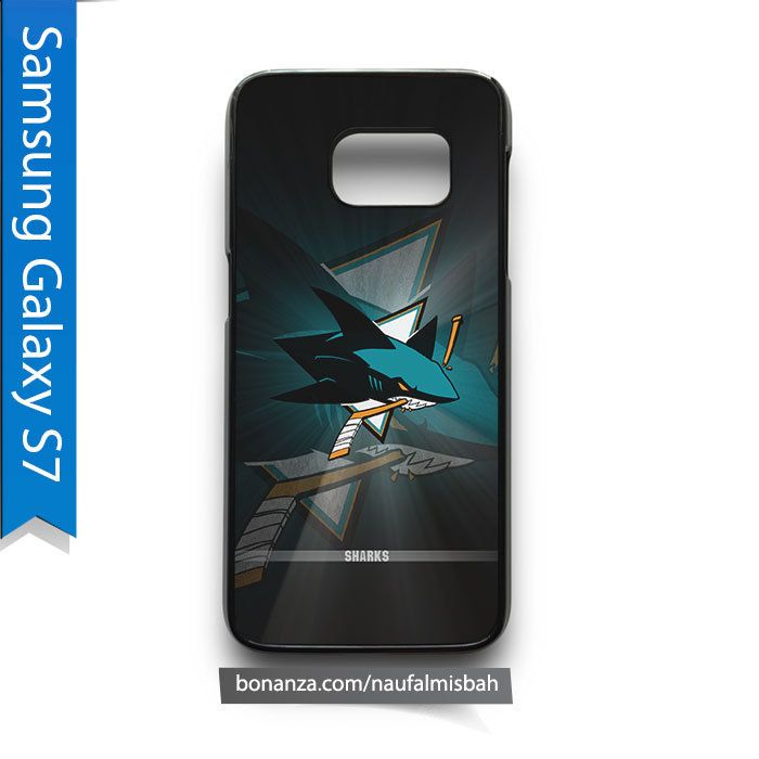 San Jose Sharks Samsung Galaxy S7 Case Cover